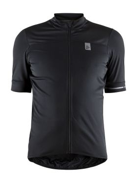 Craft Point cycling jersey black men