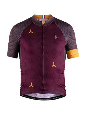 Craft Monument cycling jersey short sleeve Giro di Lombardia men