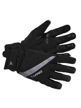 Craft Rain 2.0 bike gloves black unisex