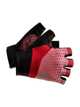 Craft Roleur bike gloves red unisex