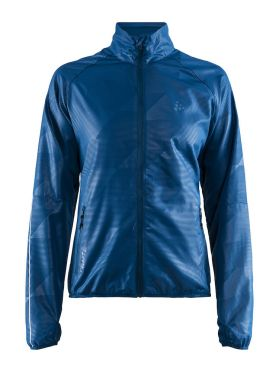 Craft Eaze running jacket blue women