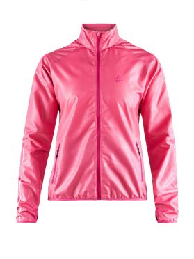 Craft Eaze running jacket pink women