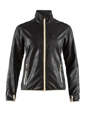 Craft Eaze running jacket black women
