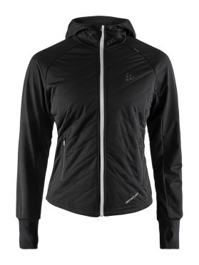 Craft Urban run warm running jacket black women