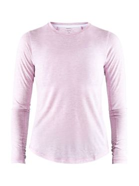 Craft Urban run long sleeve baselayer pink women