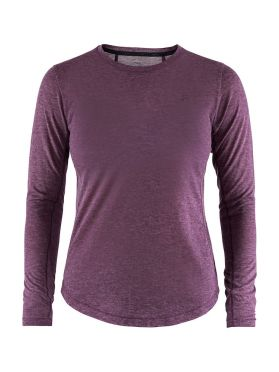 Craft Urban run long sleeve baselayer purple women