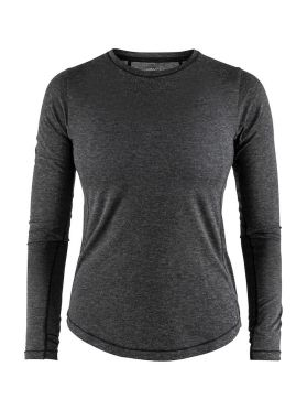 Craft Urban run long sleeve baselayer black women