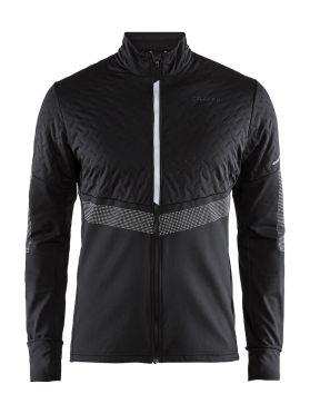 Craft Urban run thermal wind running jacket black men