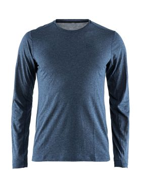 Craft Urban run long sleeve baselayer blue men