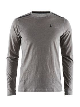 Craft Urban run long sleeve baselayer grey men