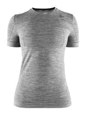 Craft Fuseknit comfort short sleeve baselayer grey women