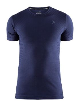 Craft Fuseknit comfort short sleeve baselayer maritime men