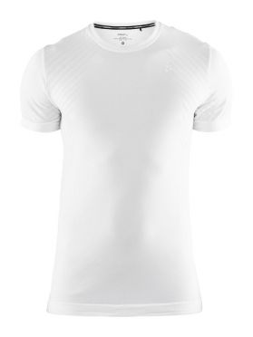 Craft Fuseknit comfort short sleeve baselayer white men