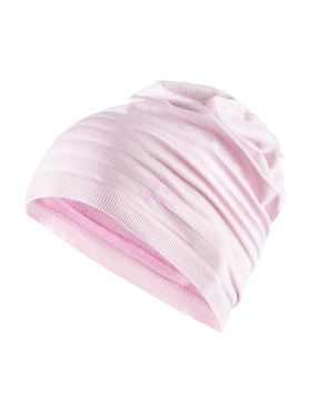 Craft Warm comfort hat pink