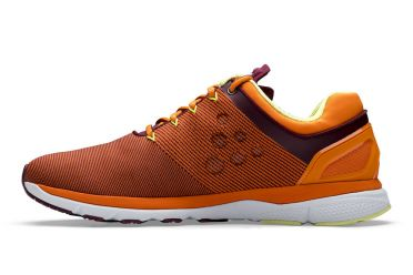 Craft V175 Fuseknit running shoes orange men