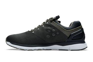 Craft V175 Fuseknit running shoes black/white men