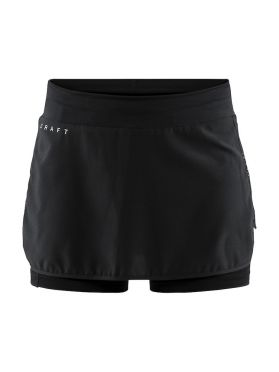 Craft Charge running skirt black women