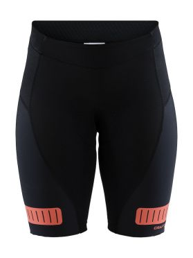 Craft Hale glow shorts black/boost women