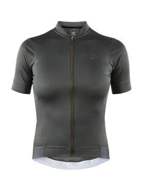 Craft Essence cycling jersey green women