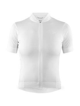 Craft Essence cycling jersey white women