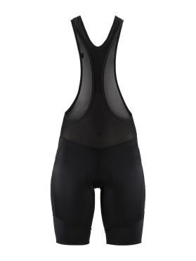 Craft Essence bib shorts black women