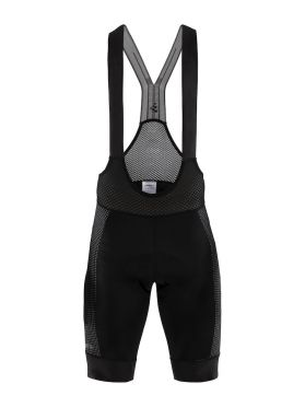 Craft CTM Armor bib shorts black men