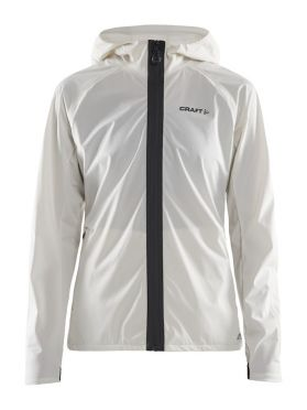 Craft Hydro running jacket white women