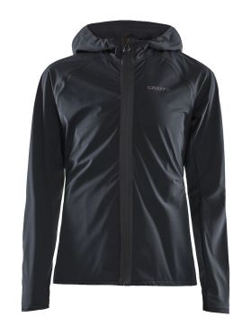 Craft Hydro running jacket black women
