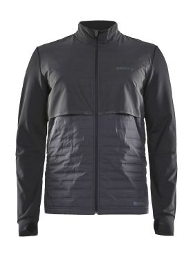 Craft Lumen Subzero running jacket black men