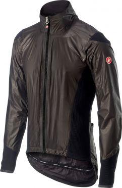 Castelli Idro pro 2 rain jacket black men