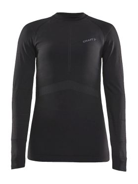 Craft Active Intensity CN long sleeve baselayer black women