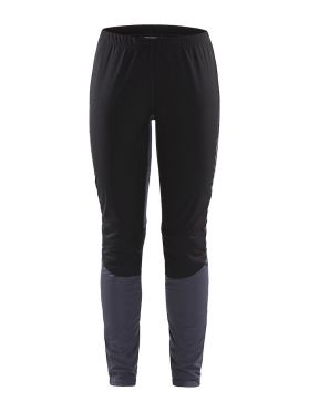 Craft Storm Balance cross-country ski tights black/gray women
