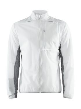 Craft Vent Pack running jacket white men