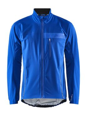 Craft Surge rain jacket blue men