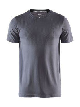 Craft Fuseknit light short sleeve baselayer grey men