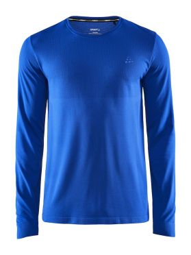Craft Fuseknit Light long sleeve baselayer blue men
