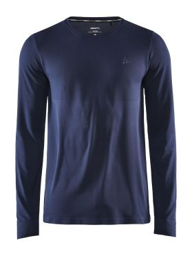 Craft Fuseknit Light long sleeve baselayer dark blue men
