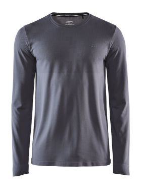 Craft Fuseknit Light long sleeve baselayer grey men