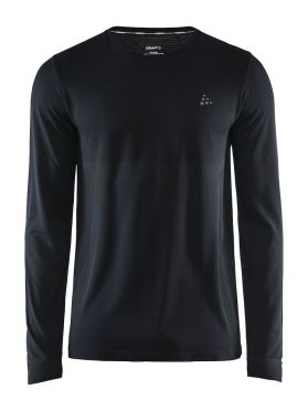 Craft Fuseknit Light long sleeve baselayer black men