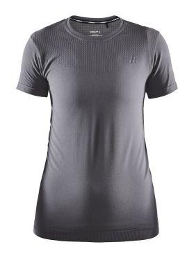 Craft Fuseknit light short sleeve baselayer grey women
