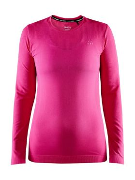 Craft Fuseknit Light long sleeve baselayer pink women