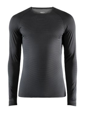 Craft Pro Dry Nanoweight longsleeve baselayer black men