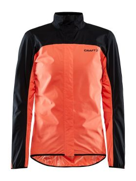 Craft Core Endurance Hydro jacket black/orange women