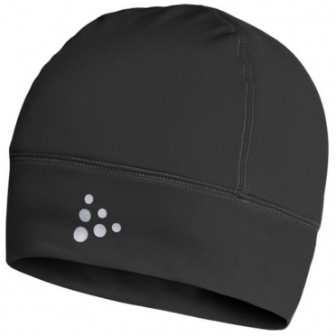 Craft Run thermal hat black