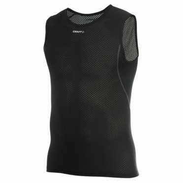 Craft Stay Cool Mesh Superlight sleeveless shirt black men