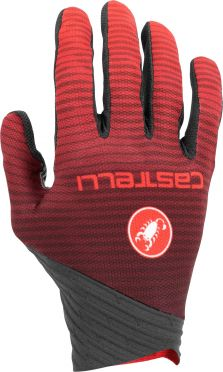 Castelli CW. 6.1 cross glove black/red men