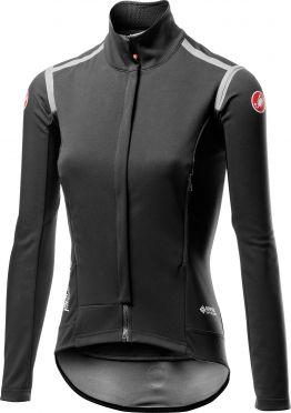 Castelli Perfetto RoS long sleeve jacket black women