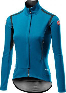 Castelli Perfetto RoS long sleeve jacket blue women