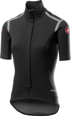 Castelli Gabba RoS W short sleeve jersey black women