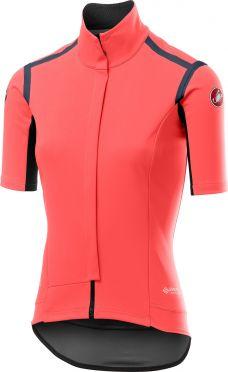 Castelli Gabba RoS W short sleeve jersey pink women